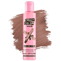 crazy color semi-permanent hair color cream - 73 rose gold