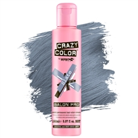 crazy color semi-permanent hair color cream - 74 slate