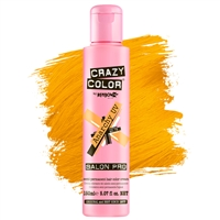crazy color semi-permanent hair color cream - 76 anarchy uv