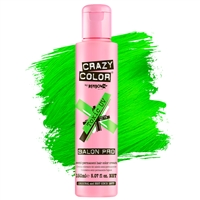 crazy color semi-permanent hair color cream - 79 toxic uv