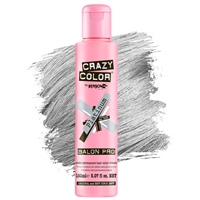 crazy color semi-permanent hair color cream - 028 platinum