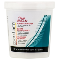 wella color charm powder lightener - 16 oz