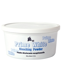 superstar prime white bleaching powder lightener - 17.7 oz