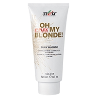 itely oh my blonde hair decolorizer cream - silky blonde 17.63 oz