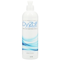 dy-zoff hair color remover lotion - 12 oz