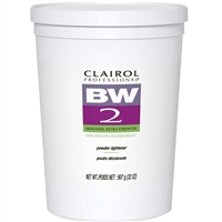 clairol bw2 powder lightener - 32 oz