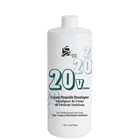 superstar 20v cream developer - 16 oz