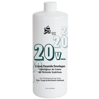 superstar 20v cream developer - 32 oz