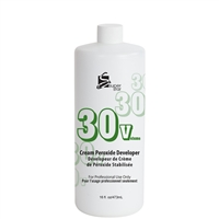 superstar 30v cream developer - 16 oz