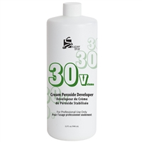 superstar 30v cream developer - 32 oz