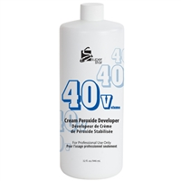 superstar 40v cream developer - 32 oz