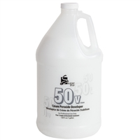superstar 50v cream developer - 1 gallon