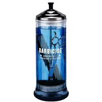 barbicide sanitizing jar - large