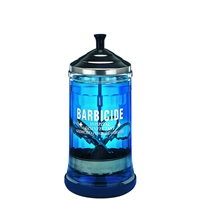 barbicide sanitizing jar - mid-size