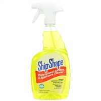 ship-shape surface appliance cleaner spray 32 oz