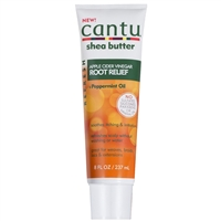 cantu shea butter apple cider vinegar root relief - 8 oz