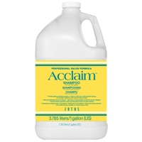 zotos acclaim shampoo - 1 gallon