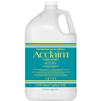 zotos acclaim conditioner - 1 gallon