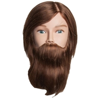 diane by fromm premium human hair manikin - henry