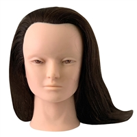 marianna hair & face manikin