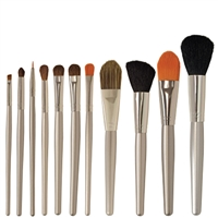 fantasea cosmetic brush set - 11 pc
