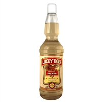 lucky tiger bay rum after shave 16 oz
