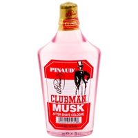 clubman musk after shave lotion - 6 oz
