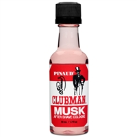 clubman musk after shave lotion - 1.7 oz