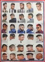 barber shop/ salon poster