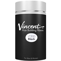 sewicob vincent hair building fibers black 22 gram
