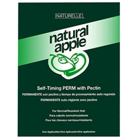 natural apple self-timing alkaline perm