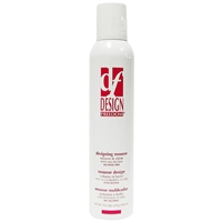 zotos design freedom designing mousse - 9 oz