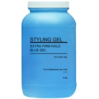 marianna styling gel - blue extra firm hold 8 lbs