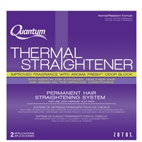 quantum thermal straightener normal resistant formula