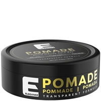 elegance transparent pomade hair wax - 140gr