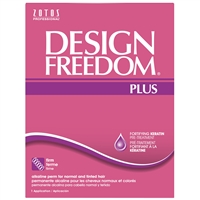 zotosdesign freedom plus alkaline perm