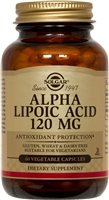 Alpha Lipoic Acid 120 mg