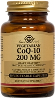 Vegetarian CoQ-10 200 mg