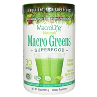 Macro Greens Superfood-10 oz