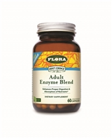 Udo's Adult Enzyme Blend 60 capsules