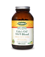 Udo's Choice Oil Blend 180 capsules
