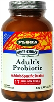 Udo's Choice Adult's Blend Probiotic 120 capsules
