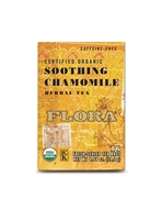 Flora Soothing Chamomile Tea 16 teabags
