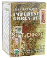 Flora Imperial Green Tea 16 teabags