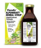 Alpenkraft Herbal Syrup/Coughs 8.5 oz