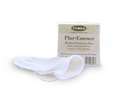 Flor-Essence herb extraction bag 1 each
