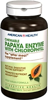Papaya Enzyme with Chlorophyll-250 Chewable Tablets