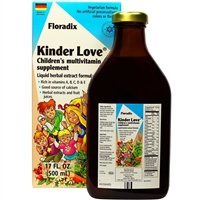 Kinder Love Children's Multivitamin 17 oz