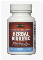 Herbal Diuretic-120 Tablets
