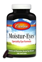 Moistur-Eyes 180 Soft Gels